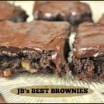 JB's Best Brownies