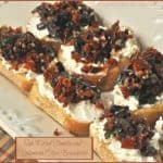 Sun-Dried Tomato And Kalamata Olive Brushchetta