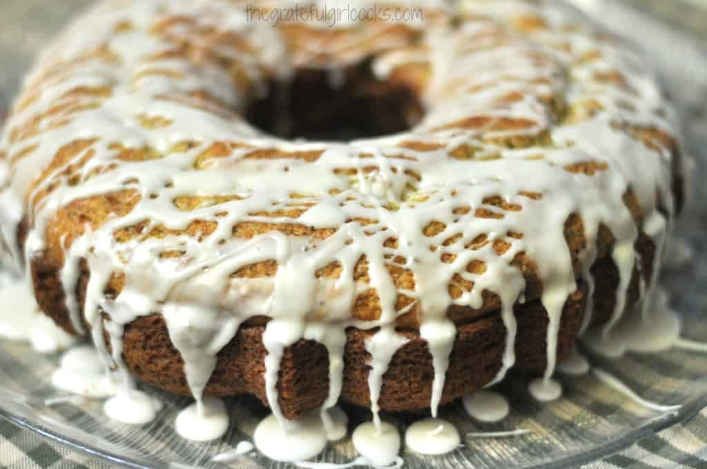 Poppyseed Cake / The Grateful Girl Cooks!