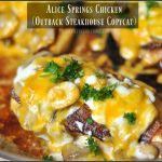 Alice Springs Chicken (Outback Steakhouse Copycat)