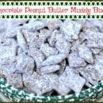 Chocolate Peanut Butter Muddy Buddies