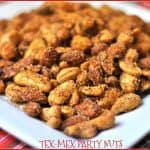 Tex-Mex Party Nuts
