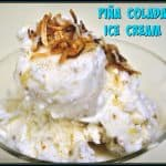 Piña Colada Ice Cream