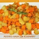 Potato Hash with Rosemary