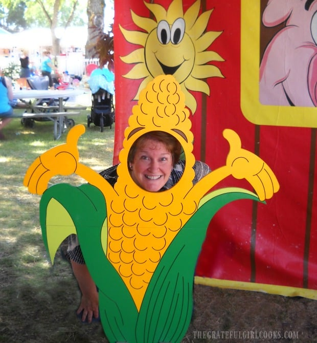 Can you tell I LOVE corn?